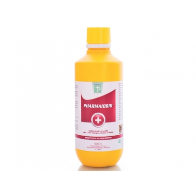 IODOPOVIDONE ANTISEPTIC - 500 ml
