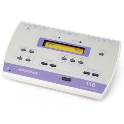 AMPLIVOX 116 SCREENING AUDIOMETER - vedení vzduchu
