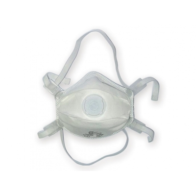 Kónická maska s kónickým tvarem FFP3 S VENTILEM
