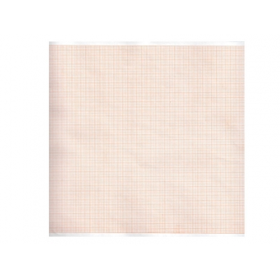 Tepelný papír EKG 210 x 30 mm x m role - oranžová mřížka