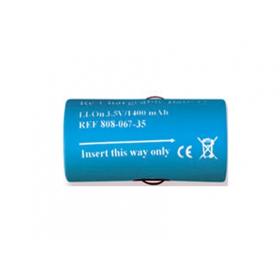 AKUMULÁTOR Li-ION Nabíjecí baterie 3,5 V pro dospělé - zasuňte rukojeť