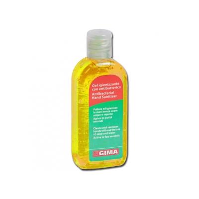 ANTIBACTERIÁLNÍ GEL - zkumavka 85 ml - žlutá - citron