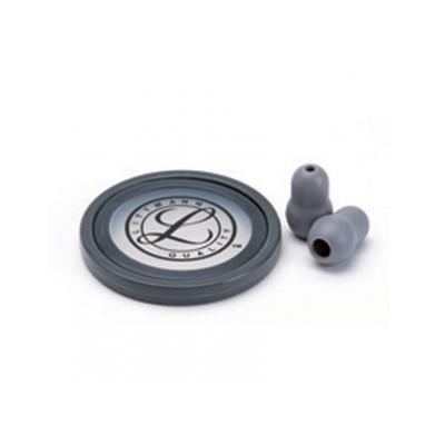 LITTMANN KIT 40018: DIAPHRAGM RIM EARTIPS pro Master Cardiology - šedá - blistr