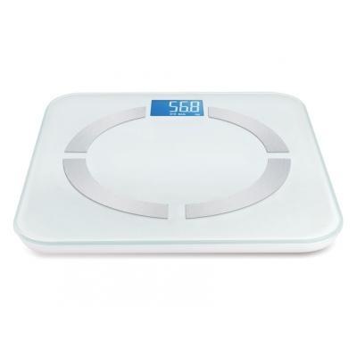 LIBRA BODY FAT SCALE s Bluetooth - bílá