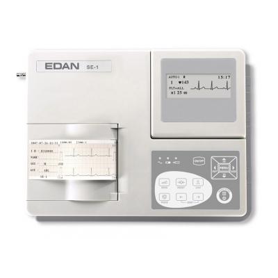 EDAN SE-1 EKG - 1 kanál s monitorem
