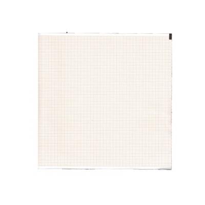 Tepelný papír EKG 210 x 300 mm x 200 s - oranžová mřížka