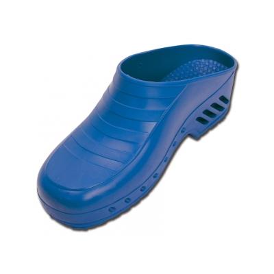 GIMA CLOGS - bez pórů - 34-35 - elektrická modrá