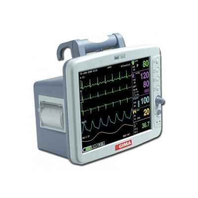 MONITOR MULTIPARAMETERU GIMA BM5 - 7 ch EKG