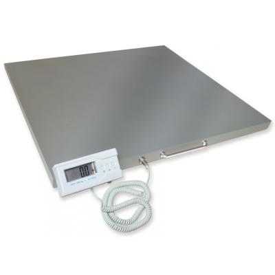 DIGITAL VET SCALE - nerezová platforma