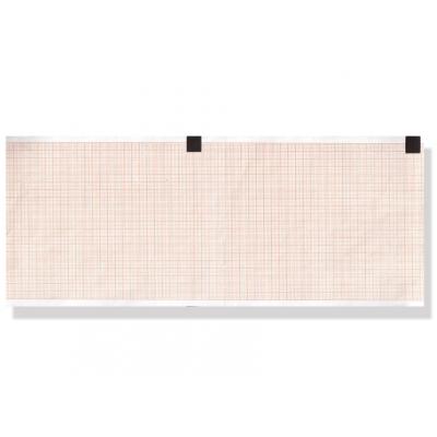 Tepelný papír EKG 110x140 mm x143s - oranžová mřížka