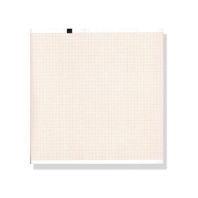 Tepelný papír EKG 210 x 280 mm x 200 s - oranžová mřížka