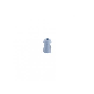 SANIBEL AZE MUSHROOM EAR TIP 10 mm - světle modrá
