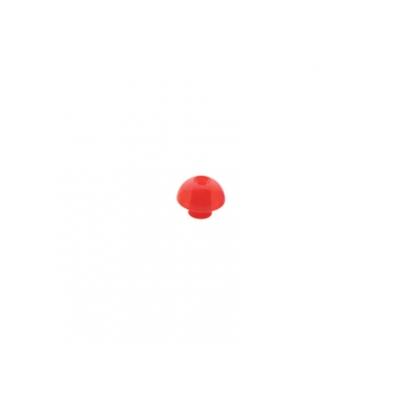 SANIBEL ADI MUSHROOM EAR TIP 14 mm - červený