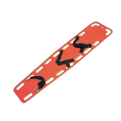 SPINAL BOARD s PINy - oranžová