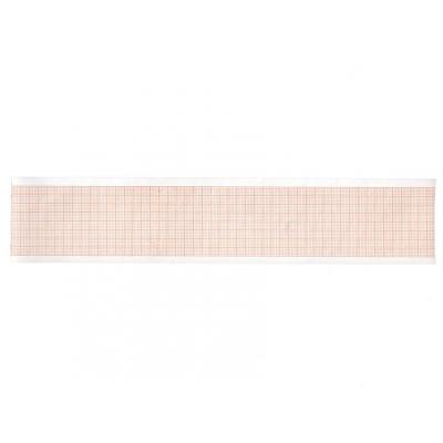 Tepelný papír EKG 50 x 23 mm x m role - oranžová mřížka