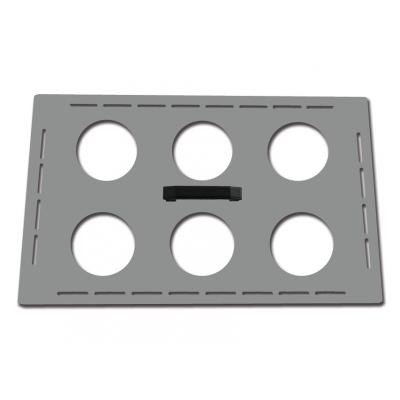 POLOHOVACÍ KRYT BEAKER 6x600ml pro 35531-3