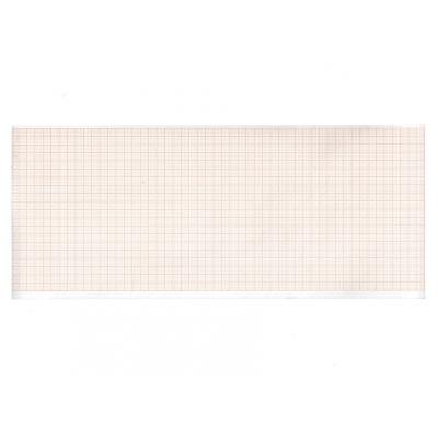 Tepelný papír EKG 107 x 25 mm x m role - oranžová mřížka