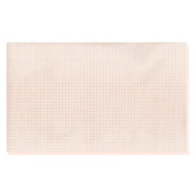 Tepelný papír EKG 183 x 30 mm x m role - oranžová mřížka