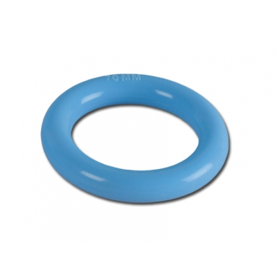 BLUE SILICONE PESSARY průměr 70 mm - sterilní