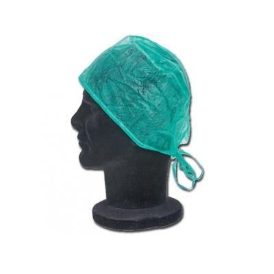 SURGEON CAP - zelená