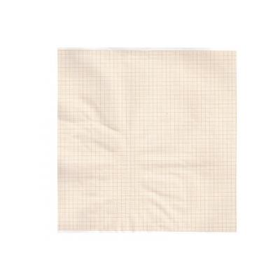 Tepelný papír EKG 215x25 mm xm role - oranžová mřížka