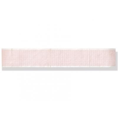 Tepelný papír EKG 50 x 100 mm x 200 s - oranžová mřížka