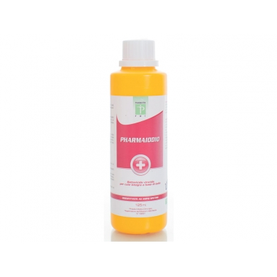 IODOPOVIDONE ANTISEPTIC - 125 ml