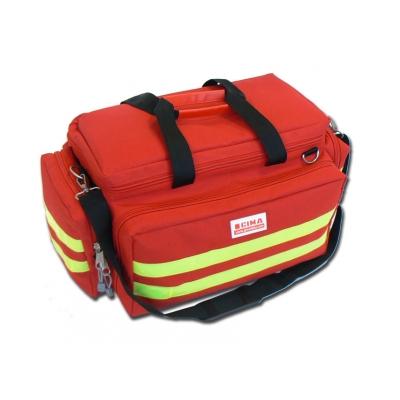 SMART BAG - střední - červená