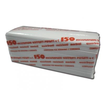 RUČNÍ NÁRADÍ C-FOLD -2 vrstvy - balení po 150 kusech
