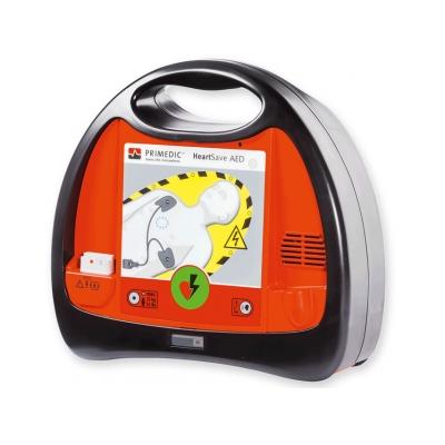 PRIMEDIC HEART SAVE AED - Defibrilátor s lithiovou baterií - GB / ES / PT / GR