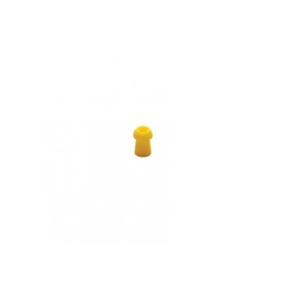SANIBEL ADI MUSHROOM EAR TIP 8 mm - žlutá