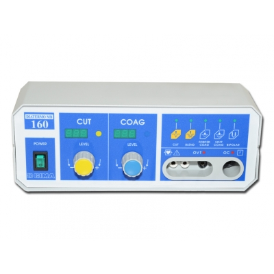 DIATERMO MB 160 - mono-bipolární 160 Watt