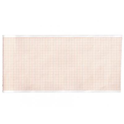 Tepelný papír EKG 110x20 mm xm role - oranžová mřížka