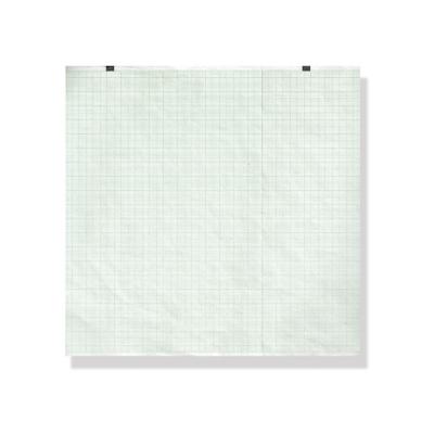 EKG termický papír 210 x 110 mm x 250 s - zelená mřížka