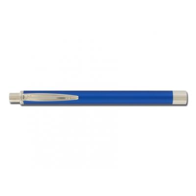 ELEGANCI pochodeň – kovové – modrá