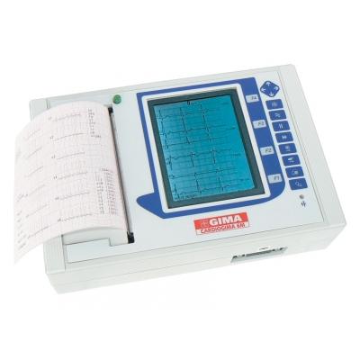CARDIOGIMA 6M - 3-6 kanálové EKG s interpretací monitoru