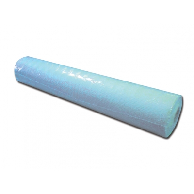 EMBOSOVANÁ POLYTENOVÁ ROLL - 50m x 50cm - světle modrá