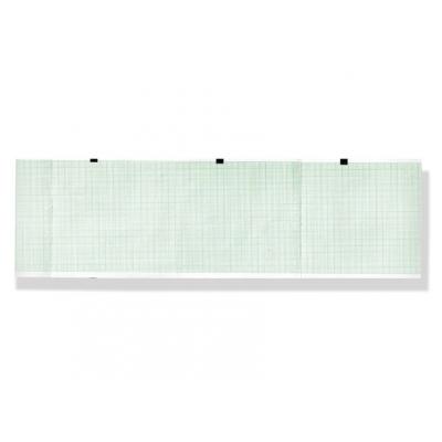EKG termický papír 90x90mm x390s balení - zelená mřížka