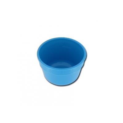 GALLIPOT / LOTION BOWL 80 mm - plast - graduovaná 200 ml
