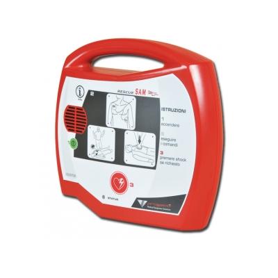 RESCUE SAM AED DEFIBRILLATOR - italština