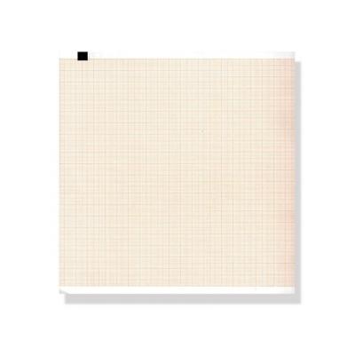 EKG termický papír 210 x 300 mm x 200 s - oranžová mřížka
