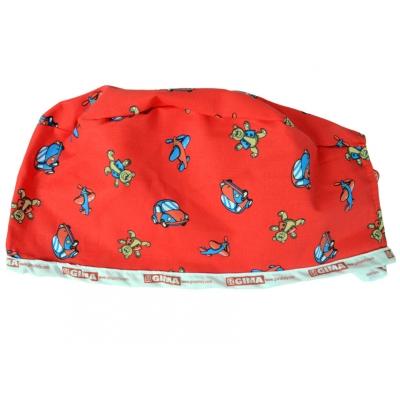 FANTASY CAP - červená