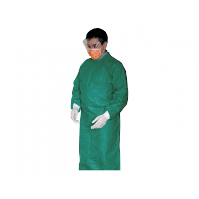 DISPOSABLE COAT - sterilní - jedinečná velikost