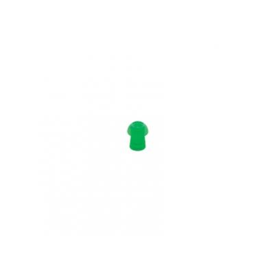 SANIBEL ADI MUSHROOM EAR TIP 9 mm - zelený