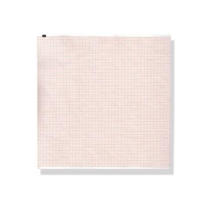 EKG termický papír 210 x 280 mm x 200 s - oranžová mřížka