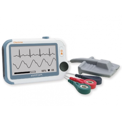 MONITOR KONTROLY PRO VITAL SIGNS S EKG HOLTER s Bluetooth