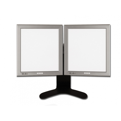 DESKTOP ULTRA SLIM LED SVĚTELNÁ SVĚTLA 42x36 cm - dvojitá