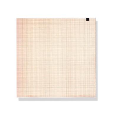 Tepelný papír EKG 210 x 295 mm x 150 s - oranžová mřížka