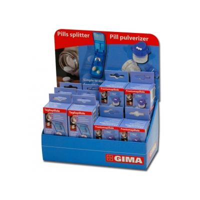 DISPLAY pro splitter / pulverizer - anglicky