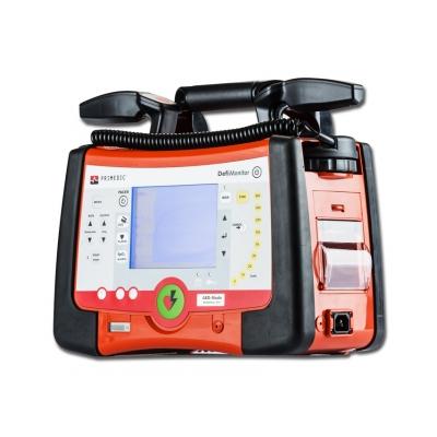 DefiMonitor XD330 DEFIBRILÁTOR manuální AED se SpO2 a stimulátorem